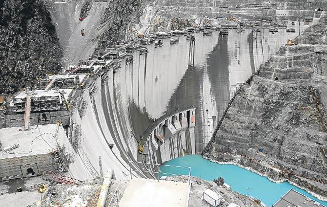 Türkiye nin en yüksek barajı