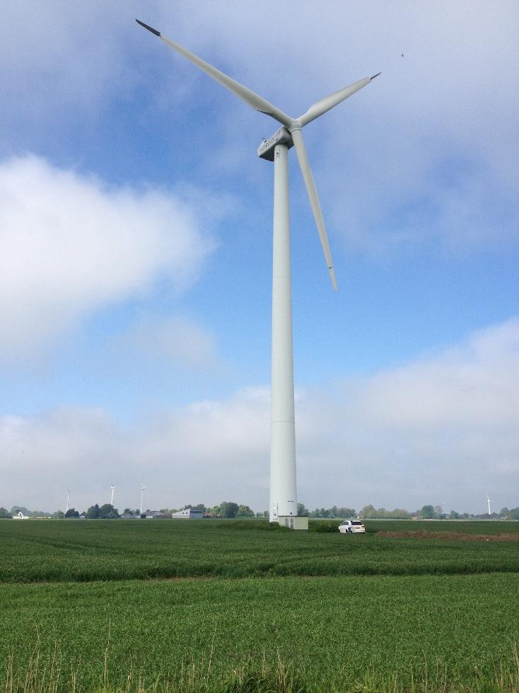 Nordex Rüzgar Türbini İkinci El 1000 kW