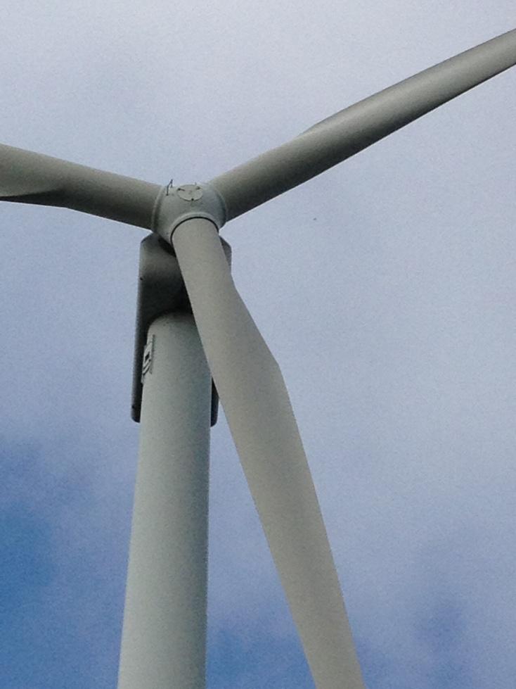 Nordex 1000 kW Rüzgar Türbini