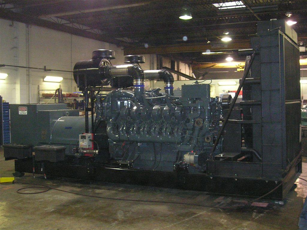 Detroit Diesel Jeneratör