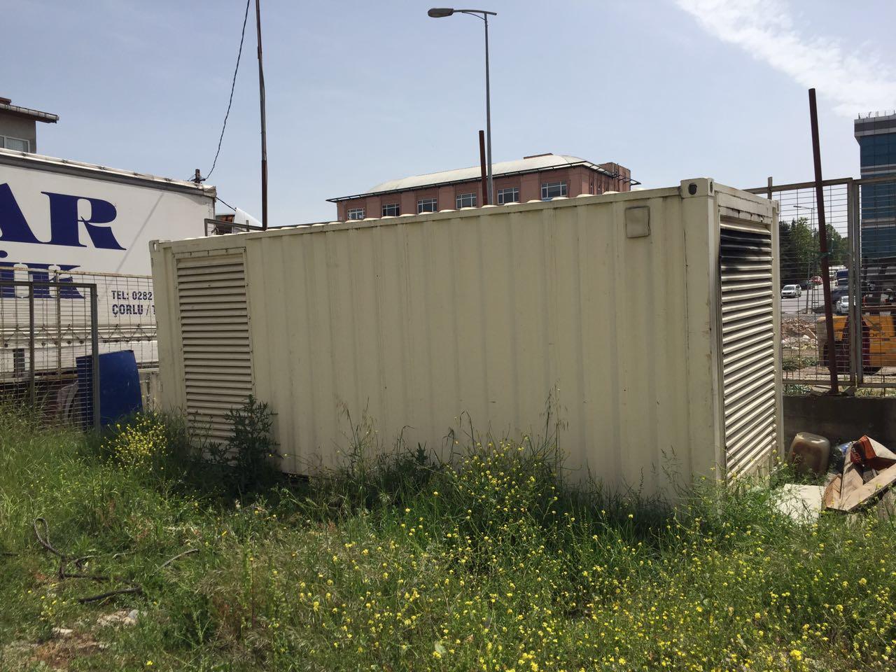 Çukurova - Perkins 550 kVA Dizel Jeneratör