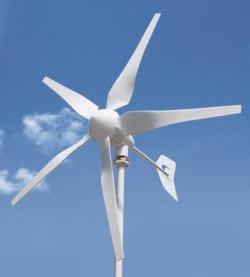 3 kW Rüzgar Türbini - Hollanda Menşeli