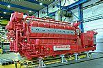 MAN HFO Motor 18V28